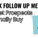 Method To Get Prospects To Finally Buy